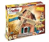 Teifoc Teifoc-T8000 GmbH TEI 8000-Cajas para construcción de Piedra, Multicolor, Deluxe Solar Set (Eitech T8000)