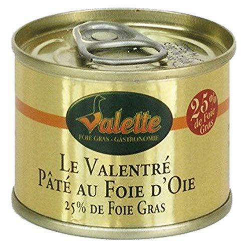 インターフレッシュ Valette アヒルのロイヤルリエット(フォアグラ25% 配合) 65g ×2個