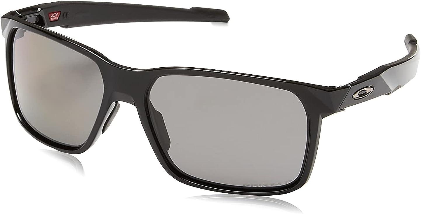 Oakley Men's Oo9460 Over item handling Portal X Sunglasses Rectangular 25% OFF