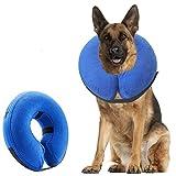 Supet Collare Cane Protettivo Gonfiabile Collare per...