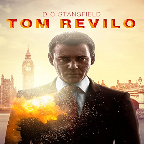 Tom Revilo audiobook cover art