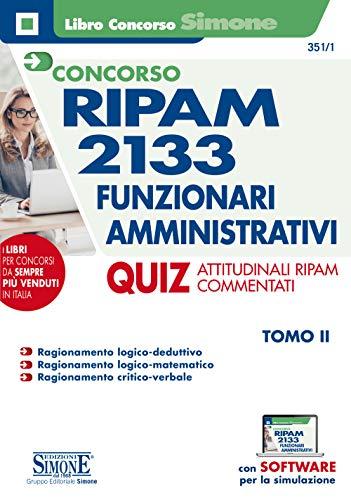 Concorso RIPAM 2133 Funzionari Amministrativi - QUIZ ATTITUDINALI Commentati