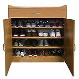 Redstone Shoe Storage Cabinet Rack...