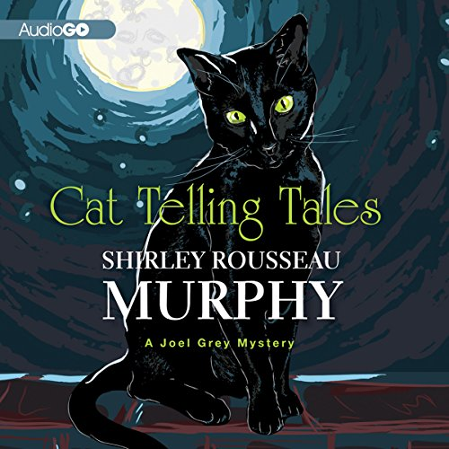 Cat Telling Tales audiobook cover art