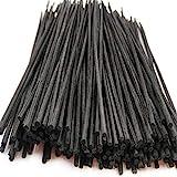 KSFBHC Rattan Sticks Aromatherapy Fragranza Profumo Diffusore Olio Essenziale (Color : Black)