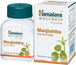 Himalaya Manjishtha - 60 Tablets