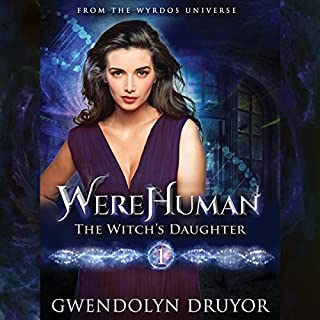 WereHuman audiobook cover art