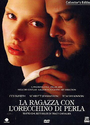 La Ragazza Con L'Orecchino Di Perla (Collector's Edition) (2 Dvd)