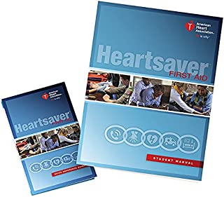 Heartsaver First Aid Student Workbook 2015
