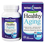 Healthy Aging with NTFactor®, 120 Tablets - Youthful Vibrancy, Increased Energy, Improved Quality of Life by NTI Nutritional Therapeutics Inc.
