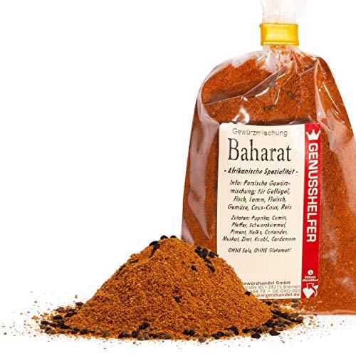Bremer Gewürzhandel - Baharat 50 Gramm arabische Gewürzmischung gemahlen - typisch arabisches Gewürz - vegan, ohne Geschmacksverstärker