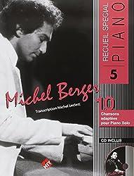 Michel Berger Piano N.5+CD