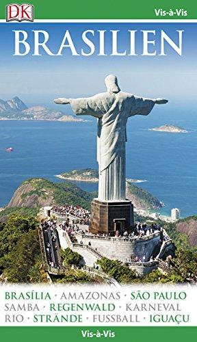 Vis-à-Vis Reiseführer Brasilien: mit Mini-Kochbuch zum Herausnehmen