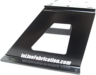 """InLine Fabrication Junior 7-1/2"""" Ultramount Riser System for The Dillon 650 750 Press"""
