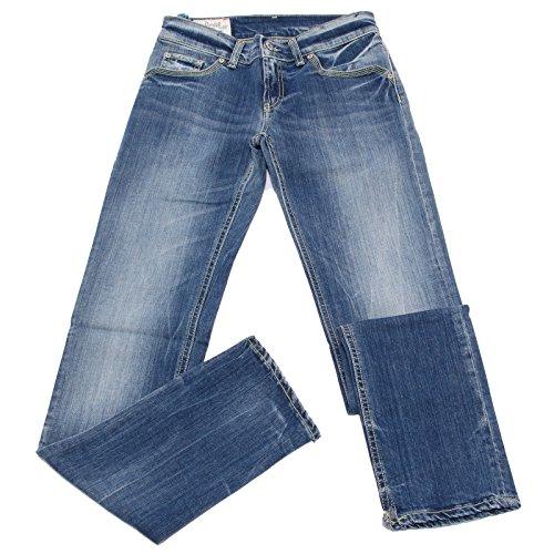 DONDUP 9519U Jeans Bimba Kent Denim Pant Trouser Kid [14 Years]