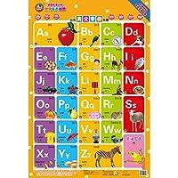 Fun dog sound wall charts alphabet(Chinese Edition)