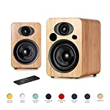 Steljes NS3 Powered Loud Speakers Bookshelf Speakers Stereo System 45W RMS 60Hz to 20kHz British Design...