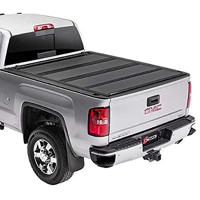 """BAK BAKFlip MX4 Hard Folding Truck Bed Tonneau Cover   448133   Fits 2020 GM Silverado, Sierra 2500, 3500 6'9"""" Bed"""