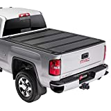 BAK BAKFlip MX4 Hard Folding Truck Bed Tonneau Cover | 448121 | Fits 2014-2018, 19 Ltd/Legacy GM Silverado, Sierra: Limited/Legacy; 2014 1500, 15-19 ALL 6' 7' Bed (78.9')