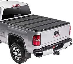 BAK BAKFlip MX4 Hard Folding Truck Bed Tonneau Cover | 448121 | Fits 2014-2018, 19 Ltd/Legacy GM Silverado, Sierra: Limited/Legacy; 2014 1500, 15-19 ALL 6' 7