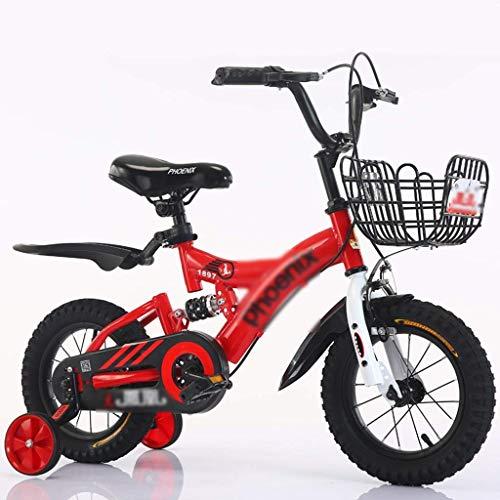 Niños y niñas niños bicicleta pe'dal bicicleta interior niños al aire libre viaje triciclo niños bicicleta adecuado para 3-15 años de edad bicicletas niño bicicleta ejercicio JoinBuy.R