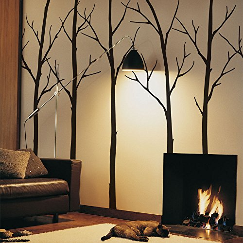 simple shapes wall decals - 3