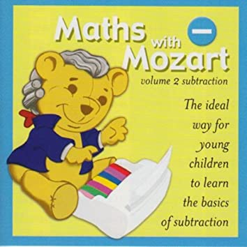 Math With Mozart (Volume 2 - Subtraction)