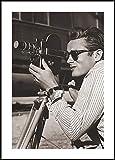 Malerifabrikken I Poster 30 x 40 James Dean I Dekoration