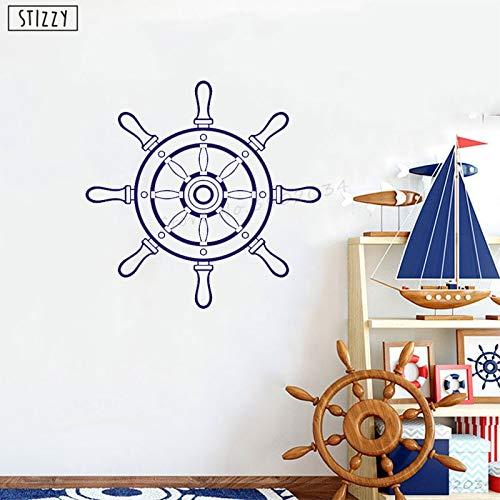 Tianpengyuanshuai muursticker van vinyl, decoratie van het stuur van het schip, stickers voor kinderkamer