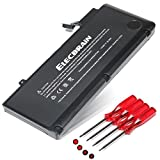 New Laptop Replacement Battery for A1278 A1322 [MacBook Pro 13 inch] - (Mid 2009, Mid 2010, Early 2011, Late 2011, Mid 2012), fit MB990LL/A MC724LL/A - [Li-Polymer 6-Cell 66.6Wh 11.1V]