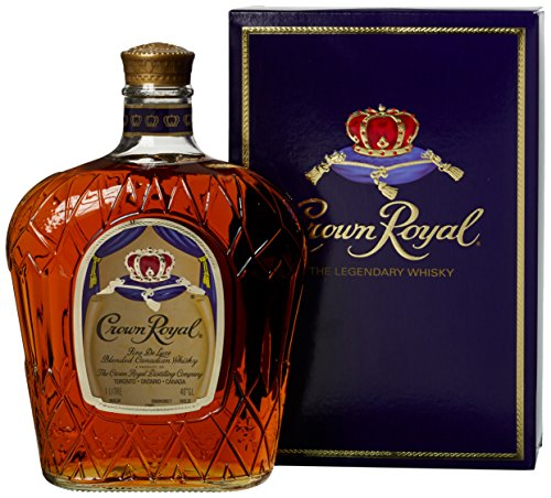 Crown Royal Whisky (1 x 1 l)