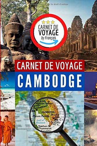 CARNET DE VOYAGE AU CAMBODGE À COMPLÉTER