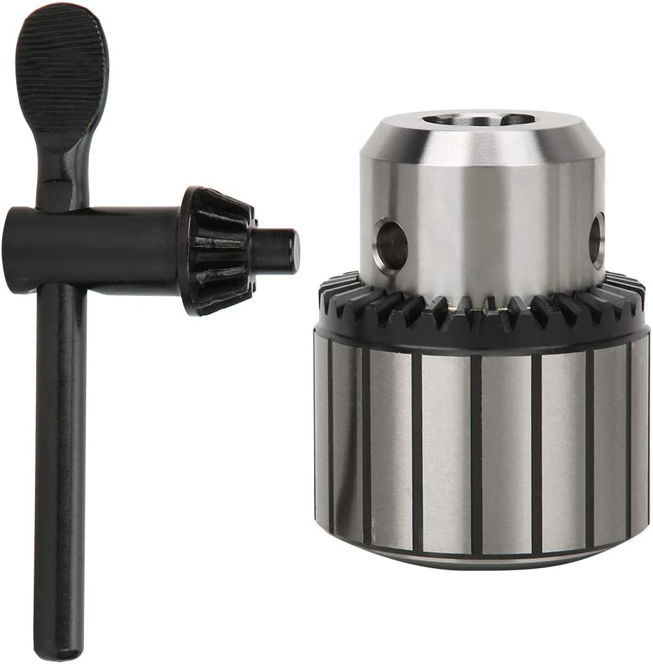 Drill Chuck Professional High Impact Bargain Steel Accuracy Adapt Same day shipping