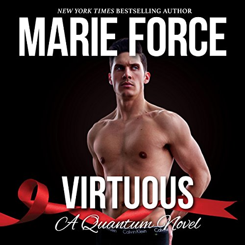 Virtuous audiobook cover art
