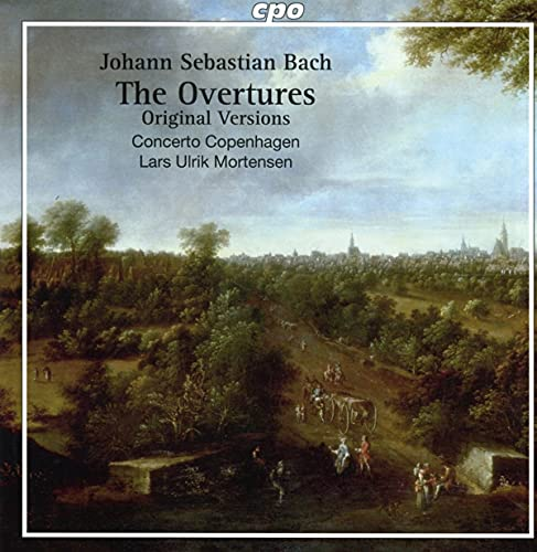 Overtures BWV 1066-1069