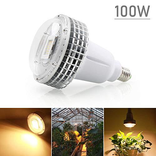 Plantenlamp Grow Light volledig spectrum plantenlamp 100 Watt 150 Watt Cob Phyto lamp LED wax licht volledig spectrum kamerplant LED lamp voor hydrocultuur kweken box bloemen verlichting