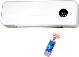 LLKK Aire Acondicionado frío Aire Acondicionado de Pared Que Ahorra energía, Ventilador de calefacción portátil, Control Remoto del hogar WiFi termostato Tipo B