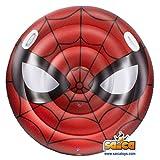 Saica- Spiderman Hinchable, Multicolor (3474)