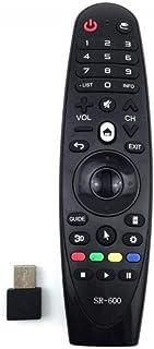 جهاز تحكم عن بعد سحري شامل SR-600/650 بديل لتلفزيون LG الذكي بدون وظيفة صوت (أفضل بديل لجهاز MR-600 وجهاز تحكم MR-650)