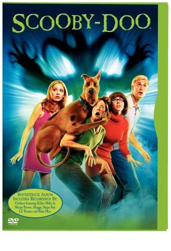 Scooby-Doo: The Movie (Widescreen) [DVD] (2002) Sarah Michelle Gellar