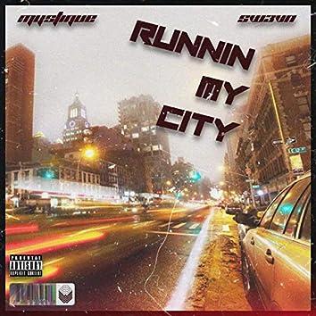 Runnin' My City (feat. Sw3vn)