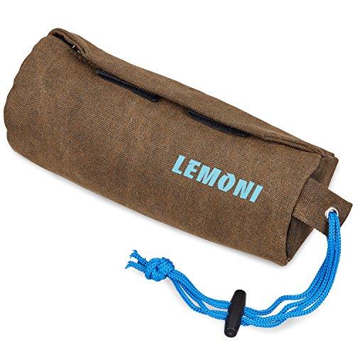 LEMONI Futterdummy/Futterbeutel für Hunde