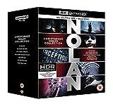 Nolan 4K Collection [Edizione: Regno Unito] [Blu-ray]