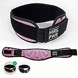 riijk Gewichthebergürtel - Fitnessgürtel für Bodybuilding, Krafttraining, Gewichtheben und...