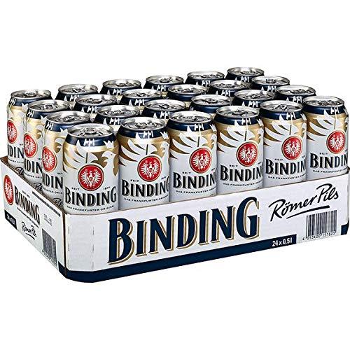 Binding Römer Pils 24x0,5L Dosen 4,9% Vol_EINWEG