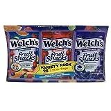 Welch's Fruit Snacks 16 Bag, 2.25 Oz/Bag(variety pack)