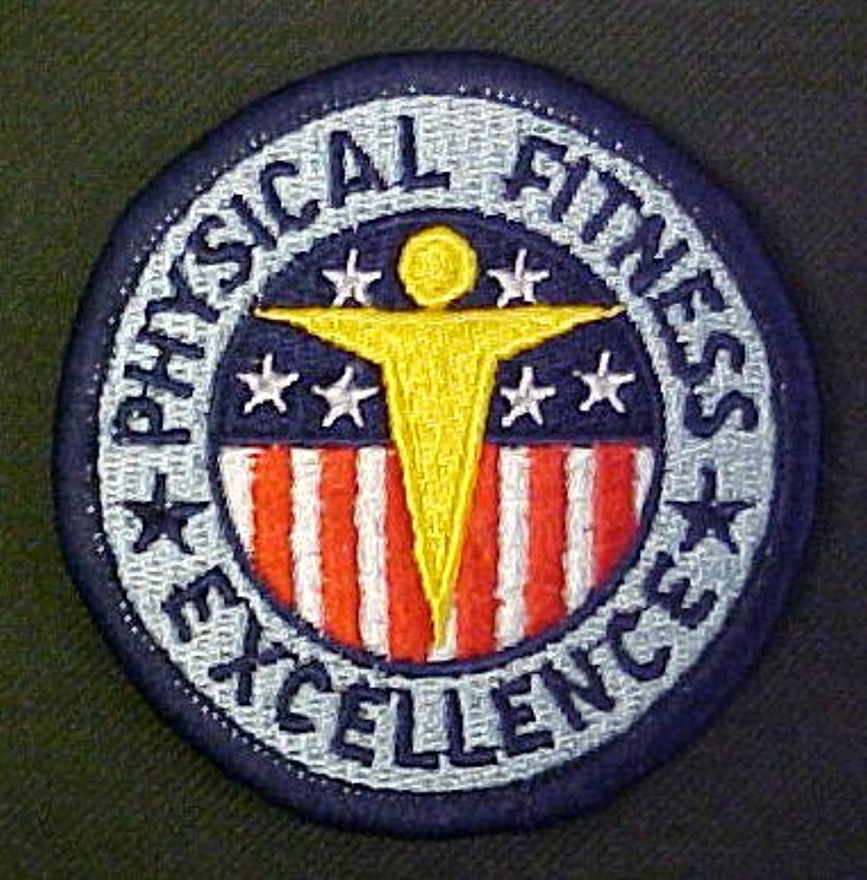 Army Physical Fitness Patch (HP6425)