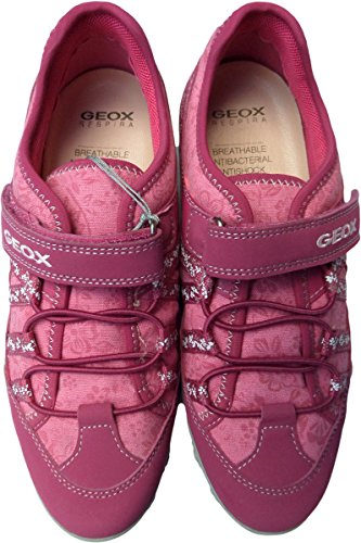 Geox Schuhe - Klettschuh - The First - Pink/Mehrfarbig
