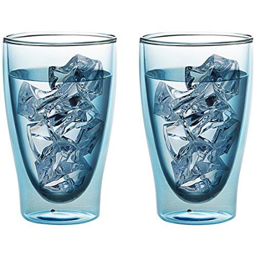 LEVIVO Juego 2002000153 Cristal térmico de Doble Pared,