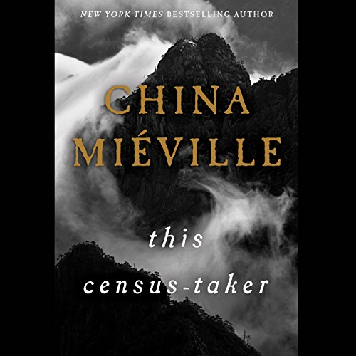 This Census-Taker audiobook cover art